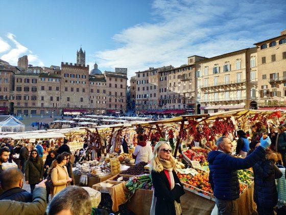 """Siena: """"Mercato del Campo"""", ritorna lo storico evento dedicato ai cereali"""