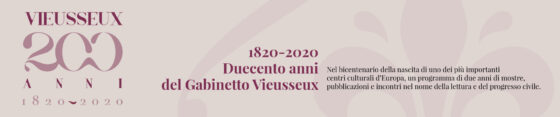 Gabinetto Vieusseux: riprendono le attività e ripartono le celebrazioni per il bicentenario della fondazione
