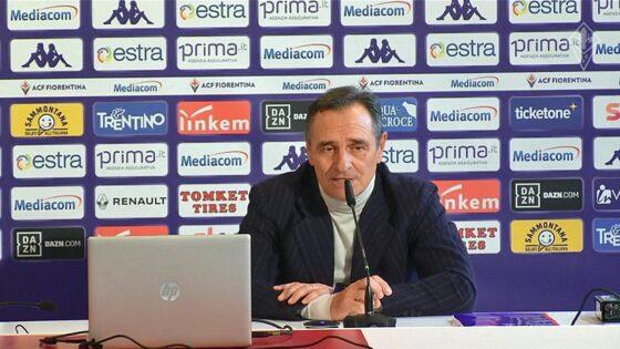 """Prandelli: """"Chi me l'ha fatto fare di tornare alla Fiorentina? Il cuore e l'istinto"""""""