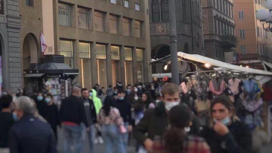 "Nardella: ""Folla di ieri nelle piazze di Firenze"""