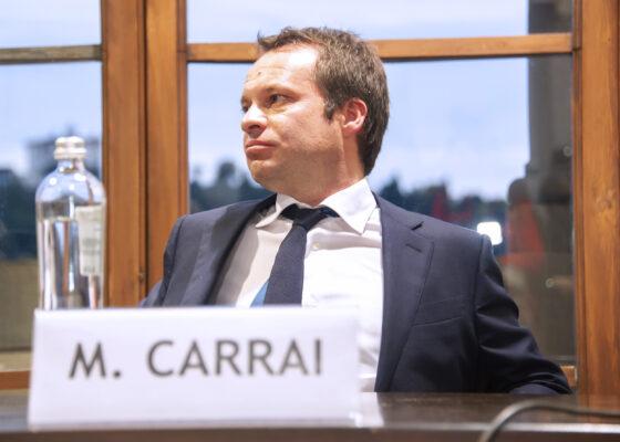Moglie imprenditore Carrai indagata riciclaggio a Firenze