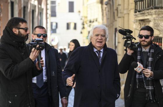 Cassazione condanna Verdini a sei anni e mezzo