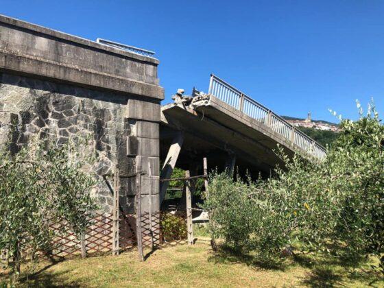 Crollo ponte Albiano Magra: siglata intesa tra Toscana e Liguria