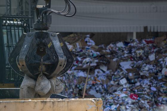 Raccolta rifiuti: un numero verde per le persone in quarantena