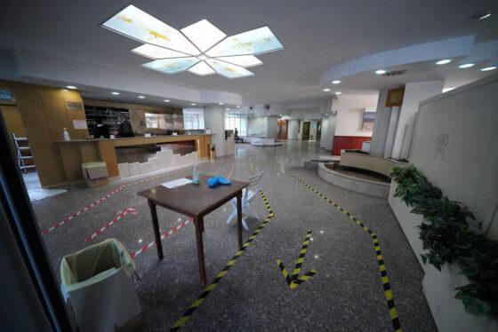 Covid: trovato albergo sanitario nell'Aretino