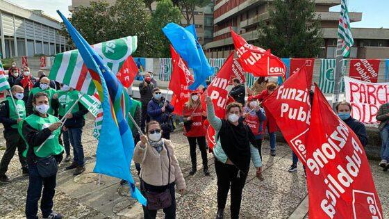 Mobilitazione per i lavoratori sanità e pubblico impiego