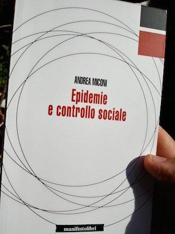 """""""Il covid mette a rischio la tenuta del contratto sociale su cui si fonda la nostra convivenza"""""""