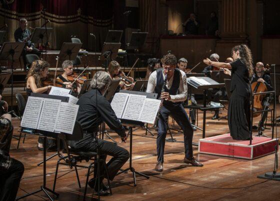 L'ORT continua con lo streaming del venerdì. Mozart e Beethoven
