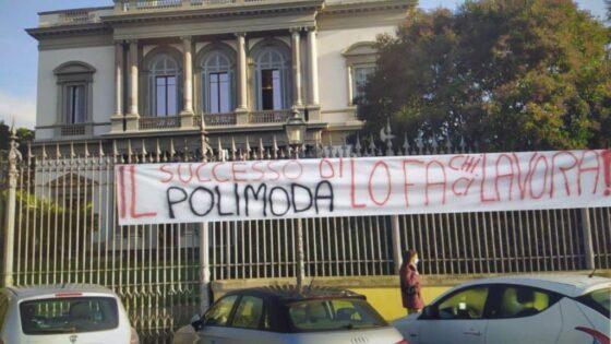 Sciopero al Polimoda di Firenze: salari ridotti, negazione smart working 'clima insostenibile'