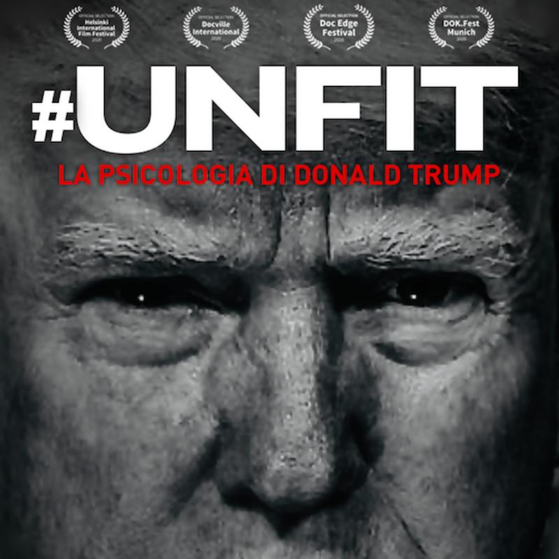 #Unfit – La psicologia di Donald Trump in sala virtuale alla Compagnia