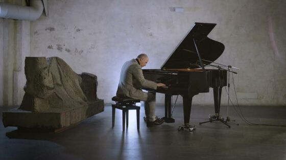 """""""La musica delle forme"""" concerto per piano"""