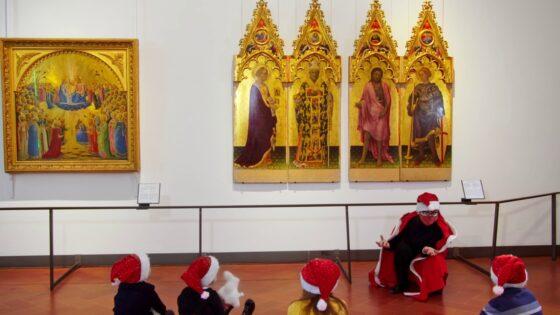 Natale agli Uffizi: in arrivo mostra virtuale e due video speciali