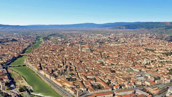 """PM10, Arpat: """"Firenze e comuni limitrofi non più aree critiche"""""""