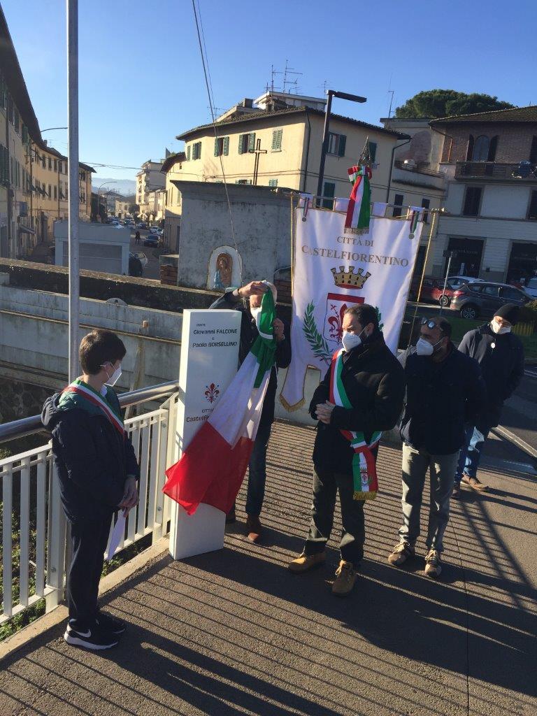 Ponte della legalità, Castelfiorentino