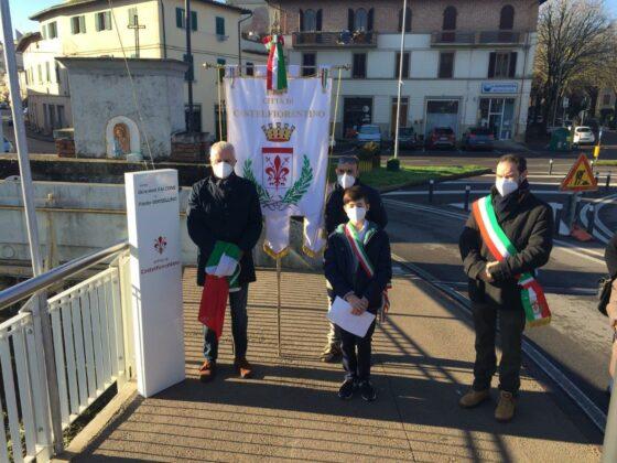 Ponte della legalità intitolato a Falcone e Borsellino, Castelfiorentino