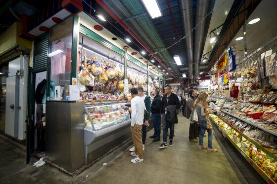 A Firenze il Mercato centrale lancia i saldi alimentari