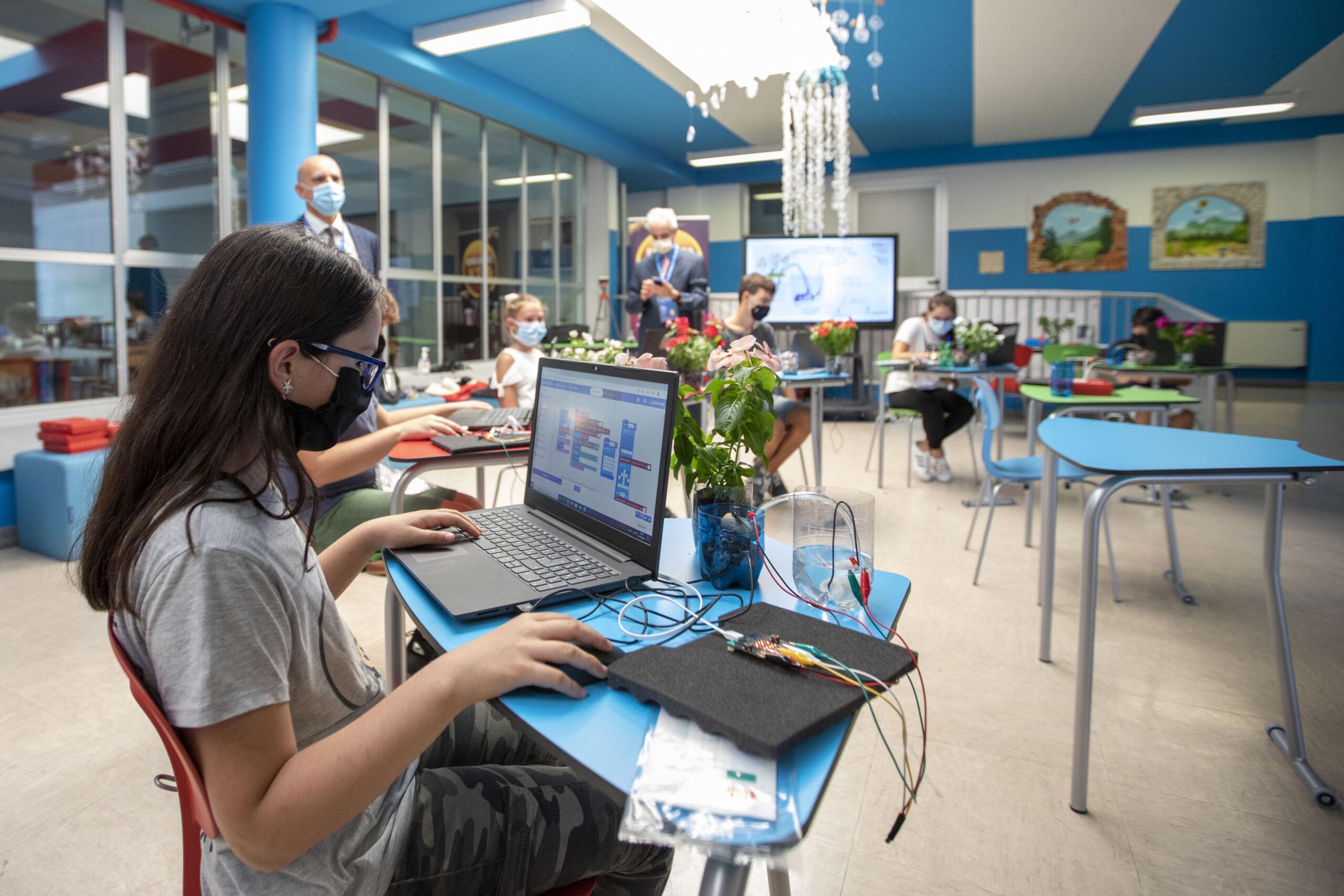 connettività internet nelle scuole