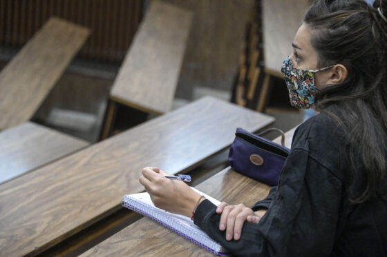 Università di Firenze pensa screening da 200 tamponi al giorno