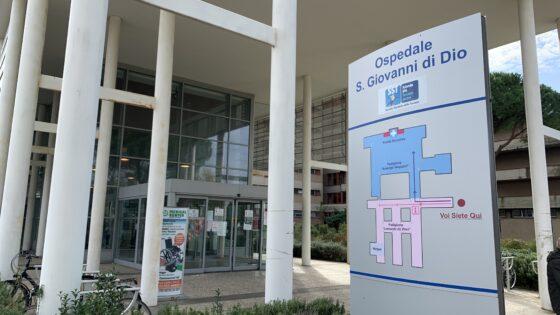 Coronavirus: situazione stazionaria per posti letto area Firenze