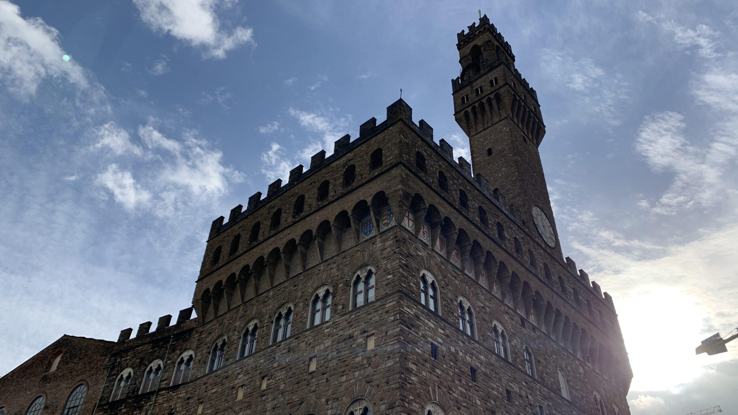 Palazzo Vecchio - Earth Day