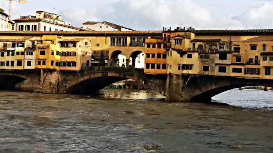 Progetto per 12 centrali idroelettriche lungo l'Arno