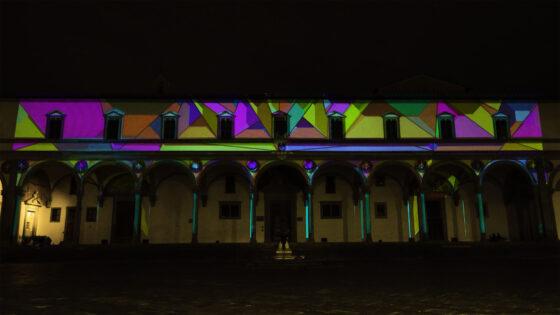 """Bright Festival: """"Rinascimento Digitale"""" in P.zza SS Annuziata"""