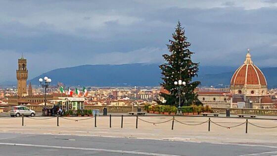 Natale 2020 a Firenze: diverso, più intimo e (si spera), unico