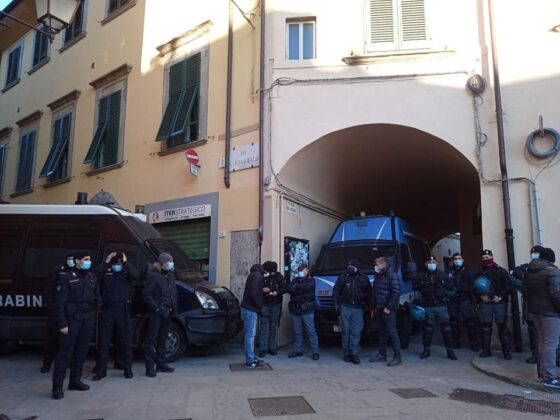 Pisa: sgomberata Limonaia, immobile occupato da organizzazioni femministe