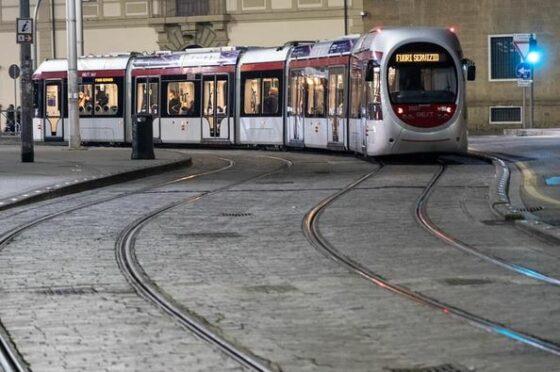 Tramvia Firenze; il 30 agosto linea T1 interrotta tra Batoni e Leopolda
