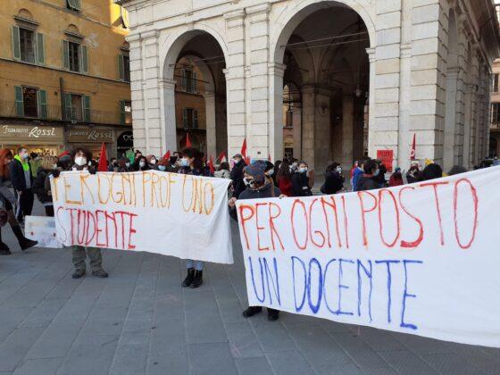 Pisa: Presidio per una scuola in presenza sicura