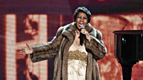 Aretha Franklin raggiunge 62 milioni di visualizzazioni