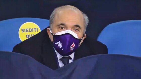 Franchi: Commisso, non metterò più soldi in stadio Firenze