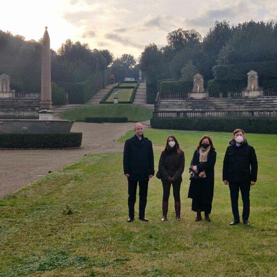 Musei: oggi riapre Boboli, domani palazzo Pitti e giovedì la galleria Uffizi