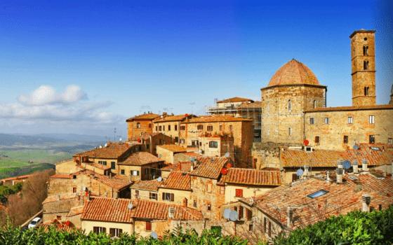 """Volterra sarà """"Città toscana della cultura 2022"""""""