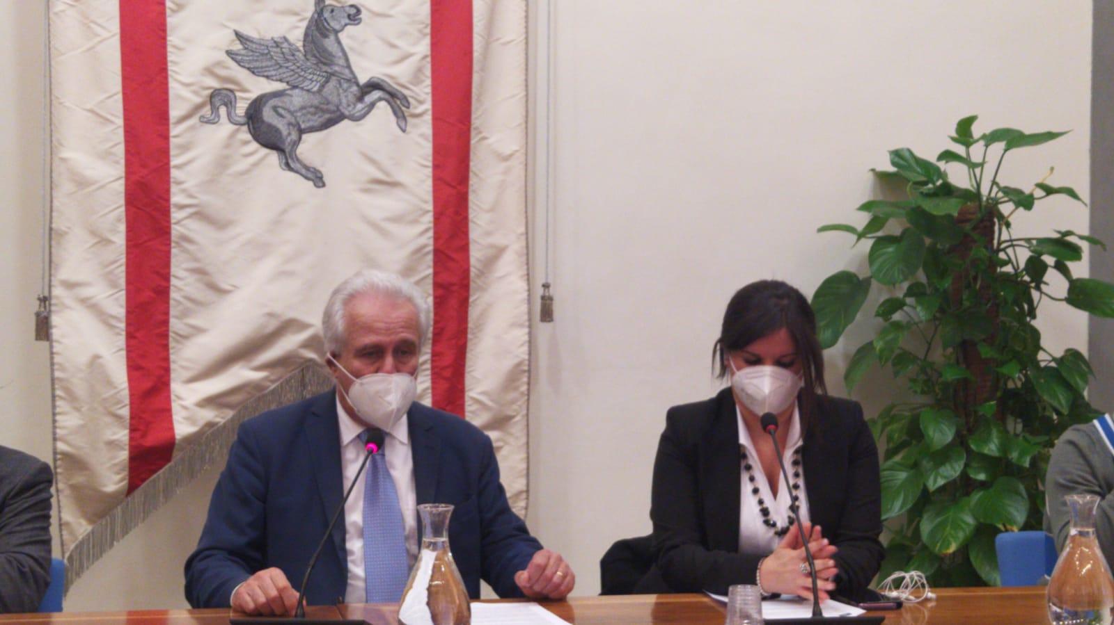 7 gennaio ripresa scuole, Eugenio Giani
