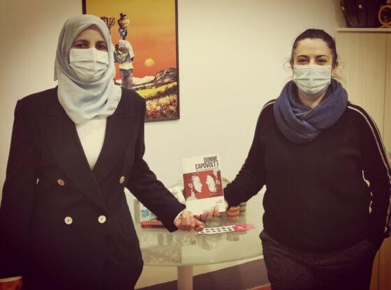 Violenza: un kit dell'accoglienza da Nosotras con Donne Capovolte