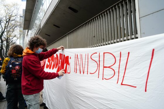 Dalla scuola ai trasporti, venerdì di piazza e protesta in Toscana