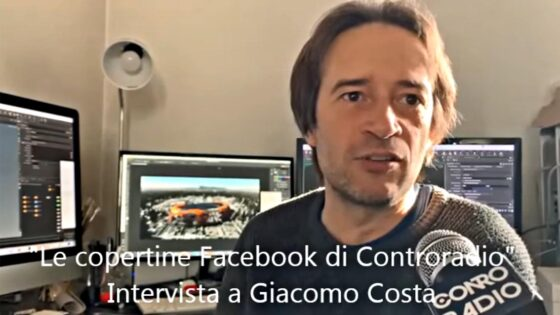 Intervista all'artista Giacomo Costa