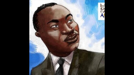 """Jaka: """"Happy birthday to Martin Luther King"""""""