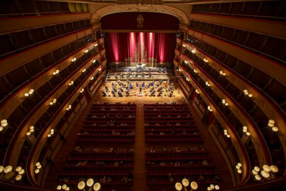 """Il 2021 dell'ORT: un anno di """"Musica Divina"""""""