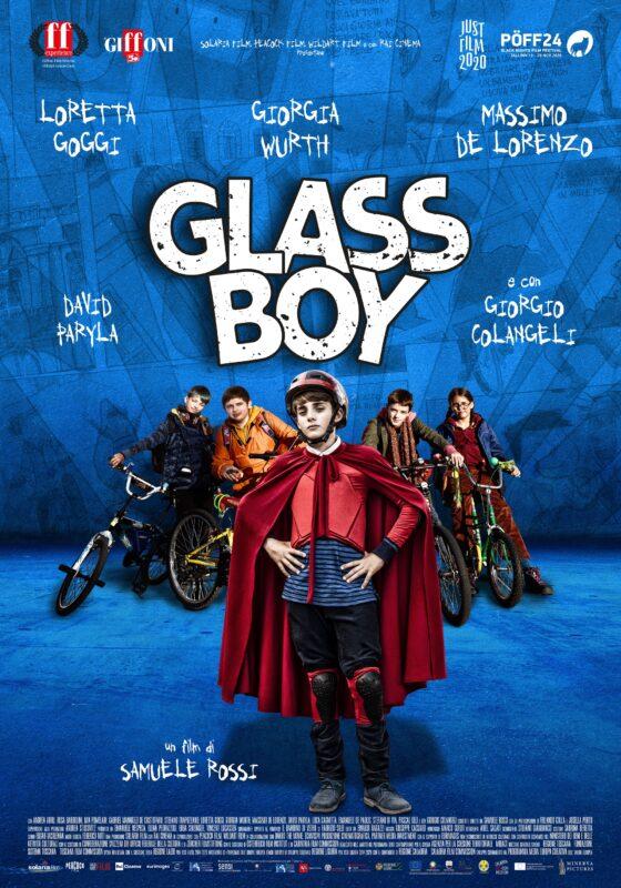 Glassboy, in Toscana il film sarà disponibile da domenica 31 gennaio