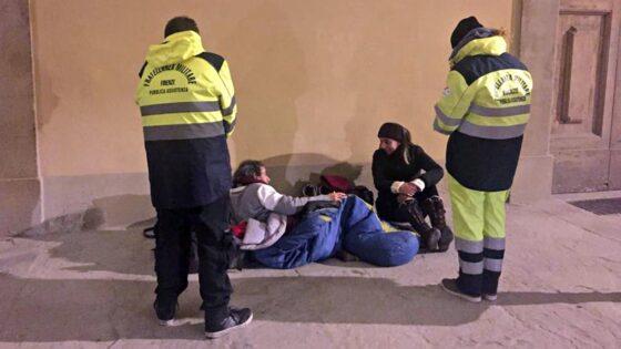 """Emergenza freddo, Funaro: """"Segnalateci chi dorme per strada"""""""