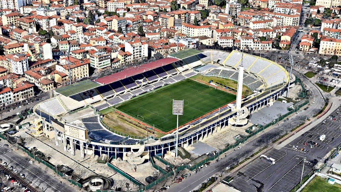 Ristrutturazione dello stadio Franchi - Fiorentina-Juventus