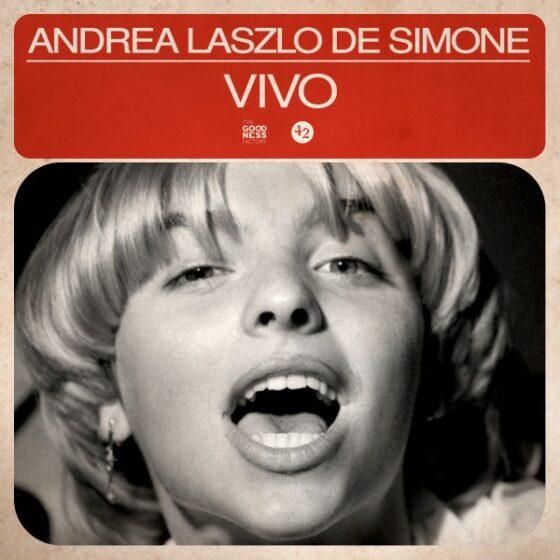 """Andrea Laszlo De Simone: """"Vivo"""" è il suo nuovo brano, in programmazione su Controradio"""