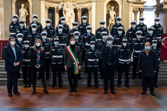 Polizia Municipale, il bilancio dell'attività nell'anno del Covid