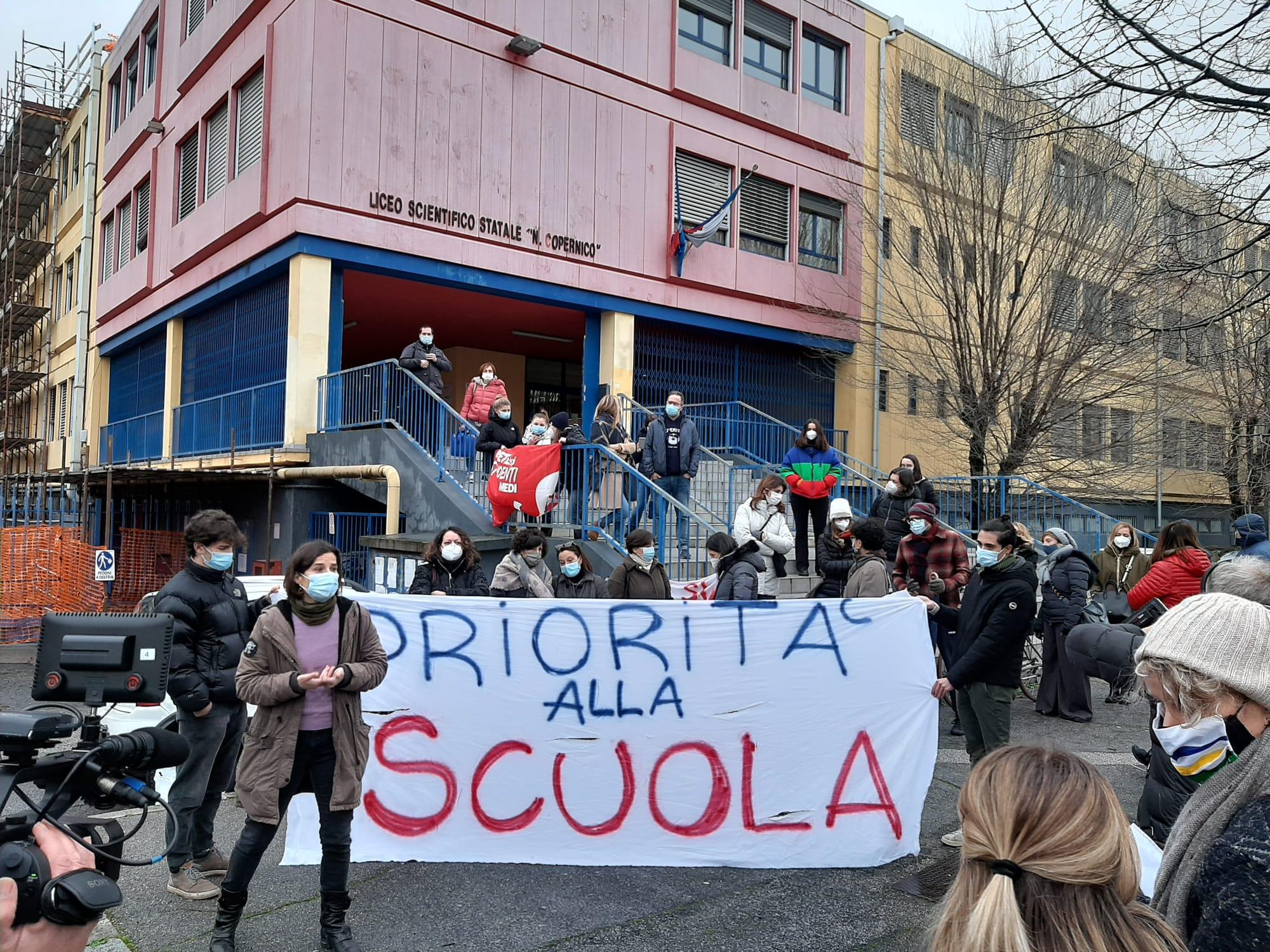 Priorità alla Scuola a Prato