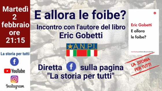 Storia, memoria, fascismo e antifascismo in 9 eventi Anpi