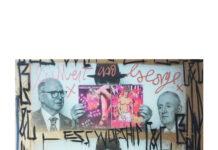 endless street art uffizi
