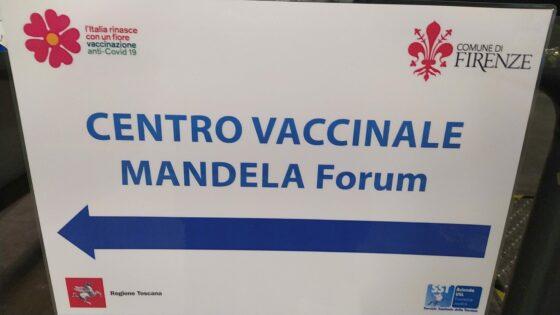 vaccino anti-covid astrazeneca Mandela Forum