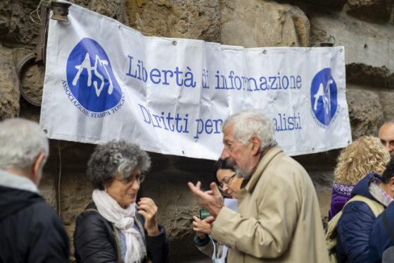Associazione Stampa Toscana: solidarietà all'onorevole Meloni e ai colleghi di Controradio.